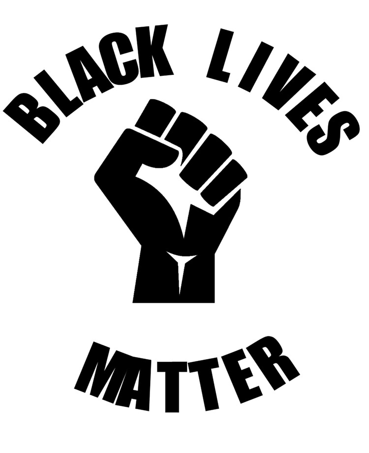 """Part of the Family - """"I can't breathe..."""" Why Black Lives Matter. 
