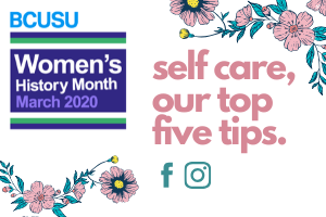 Womens History Month: Self-Care Tips